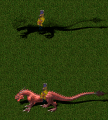 Ultima Online Ethereal Dragon Mount