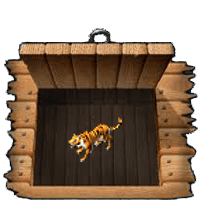 Ultima Online Ethereal Tiger