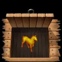 Ultima Online Fire Steed Untrained