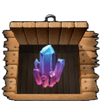 Ultima Online Moonstone Crystal