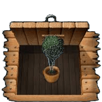 Ultima Online Potted Plant Tree