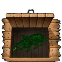 Ultima Online Paroxysmus Swamp Dragon